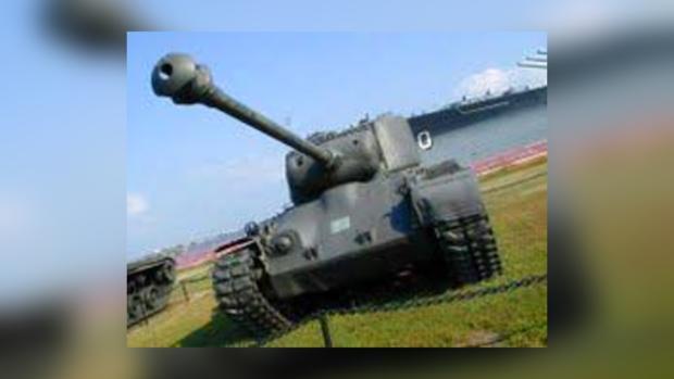 Благодаря бронекерамике легкие танки смогут выдерживать попадание пуль стрелкового оружия калибра до 14, .