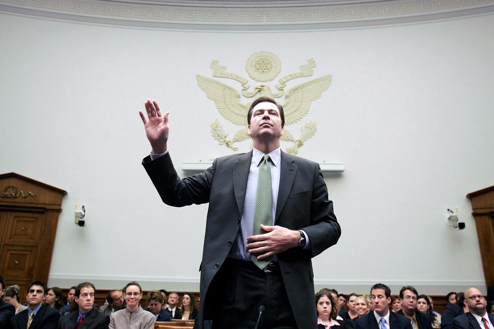 Джеймс Коми прекрасно показал себя как политический деятель, теперь его ждет кресло главы ФБР