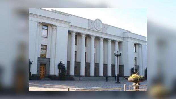 Вблизи здания Верховной Рады необходимо перемещаться пешком