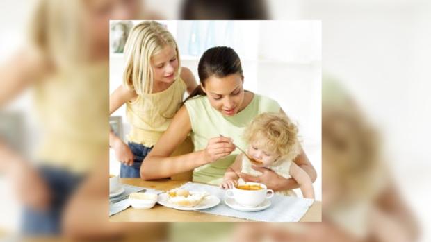Создавать условия для материнства необходимо