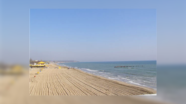 Заканчивается подготовка Черноморского побережья к новому курортному сезону