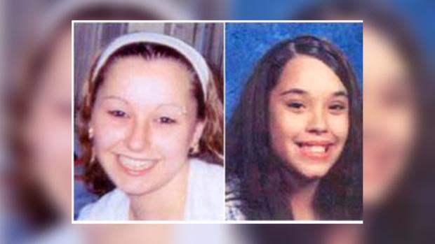 Похищенные девушки: Аманда Берри и Джина Дехесус