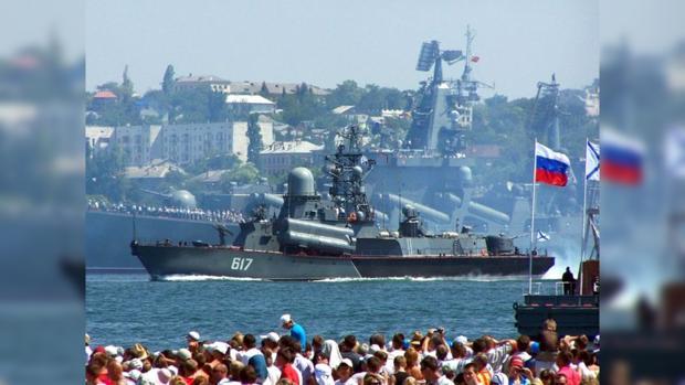 ЧФ России останется в Украине