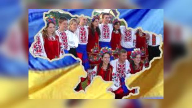 Численность населения Украины уменьшается