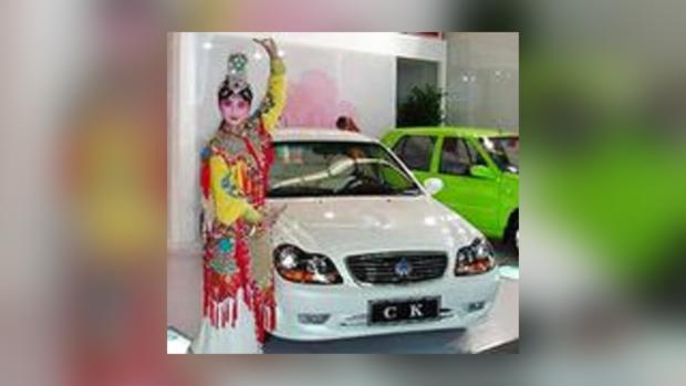 Китайские авто покоряют украинский авторынок