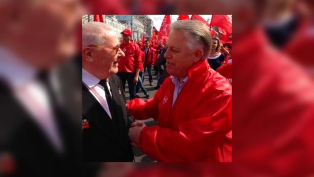 Петр Симоненко борется за права трудящихся