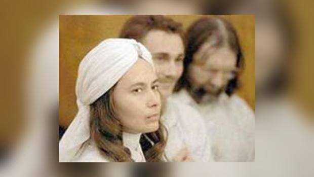 Основательница Белого братства снова в Киеве