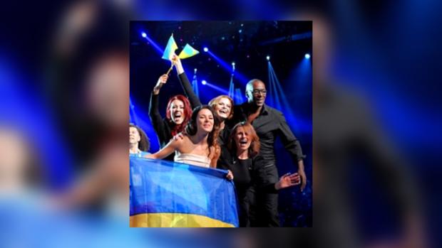 Поддержку Злате Огневич выражают многие зрители «Евровидения-2013»