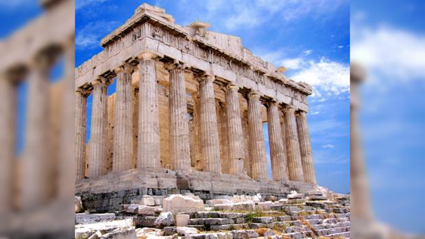 Руины античной Греции одни из самых привлекательных достопримечательностей мира