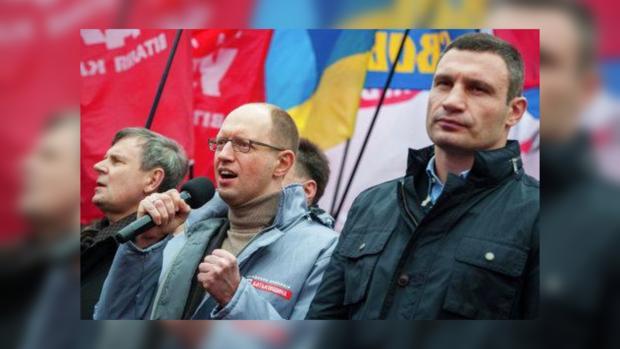 Похоже лидеры оппозиции не поздравят украинцев с Пасхой с экранов телевизора