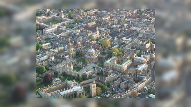 Оксфордский університет — один из старейших в Европе