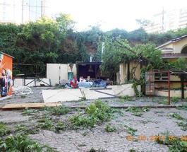 Ураган в Одессе дорого обойдется городу