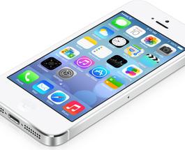 Компания Apple презентовала iOS 7