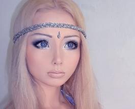 Как выглядит одесская Барби без макияжа? (видео)