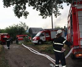 В Луганске из-за пожара погибли 6 человек