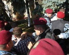 Всех Свободовцев-участников драки возле Могилянки выпустили из милиции