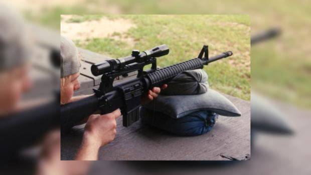 Напечатать оружие может каждый