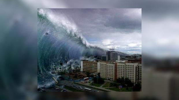 Болгары и румыны опасаются цунами