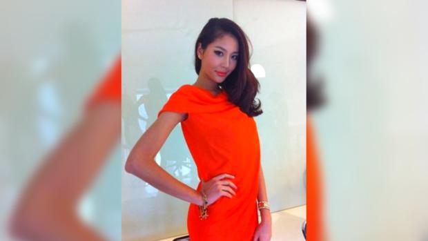 Луо Зилин – одна из самых ярких китайских моделей современности