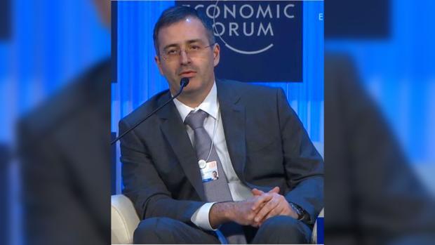 Сергей Гуриев, доктор экономических наук и кандидат физико-математических