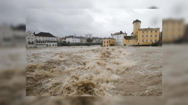Стихийное бедствие невероятной силы обрушилось на Германию, Чехию и Австрию.