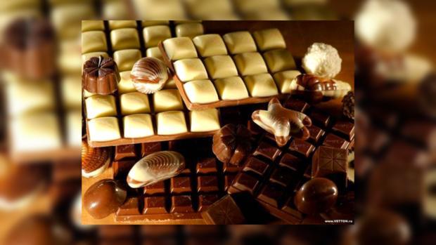 Для здоровья полезен только темный шоколад