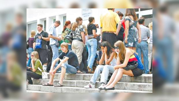 Вскоре абитуриенты начнут «штурмовать» университеты