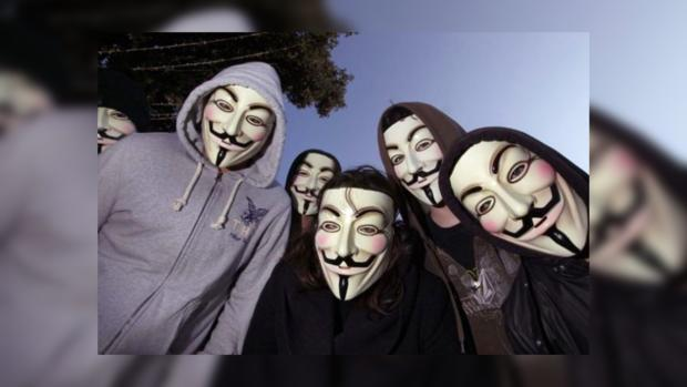 Хакеры-анонимусы разгневали Эрдогана