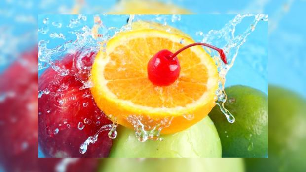 Вишни и апельсины – настоящий кладезь витаминов