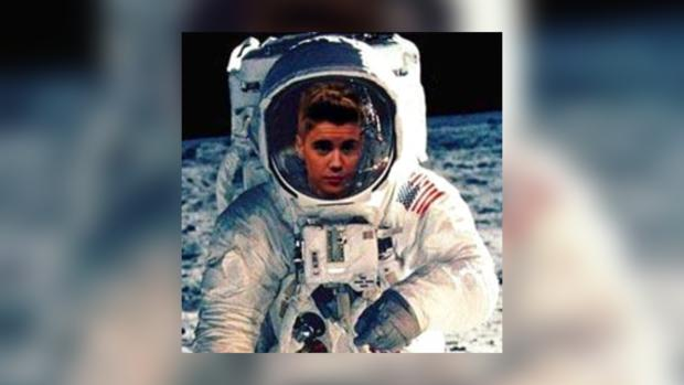 Певец Джастин Бибер вскоре откроет для себя космические просторы