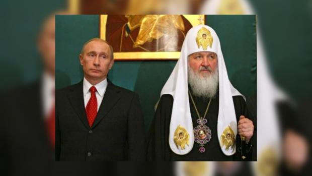За развод Путина помолится патриарх