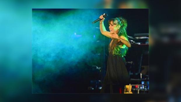 Zaz первый раз выступит на одном из самых известных фестивалей Европы в Болгарии