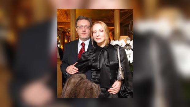 Известная балерина развелась с мужем