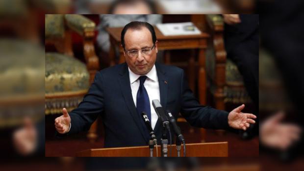 Франсуа Олланд настроен оптимистично.