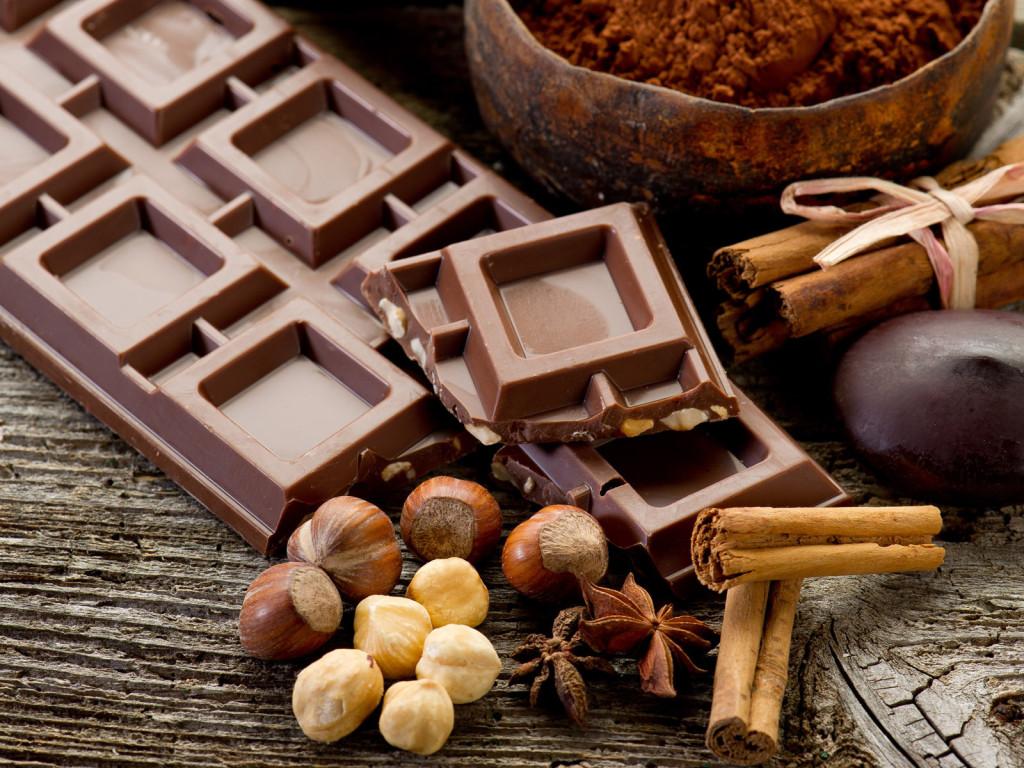Теперь шоколад можно будет хранить на солнце и не боятся, что он растает.