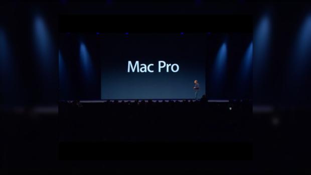 Новый Mac Pro заметно изменился