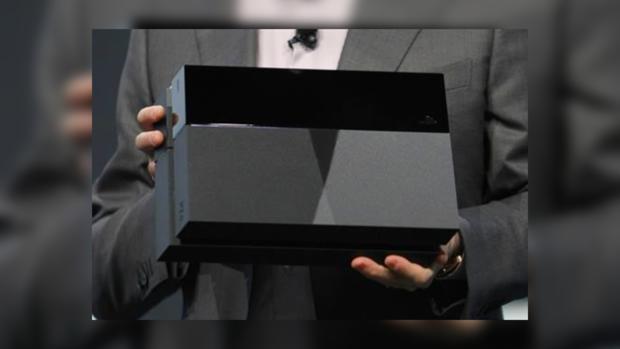 Sony показала новую PS4