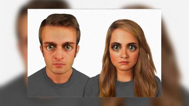 Лицо человека заметно изменится