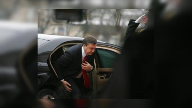 Кортеж Януковича обходится украинцам почти в 2,5 млн. гривен в год
