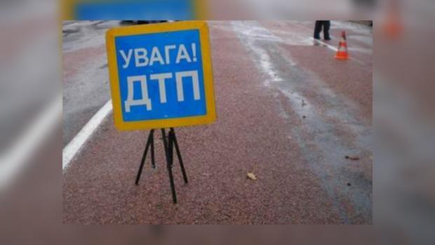 На трассе Киев-Чоп снова авария