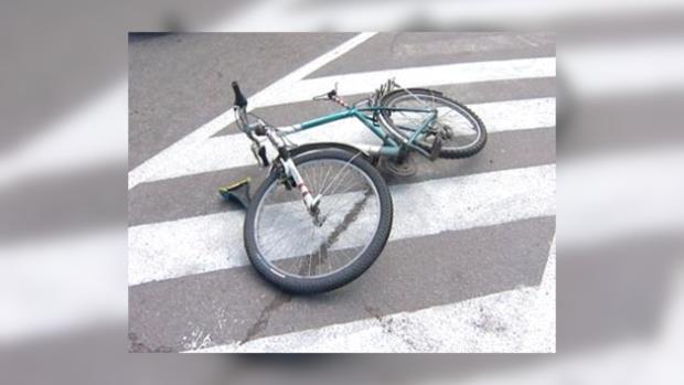 Столкнувшиеся велосипедисты были пьяны