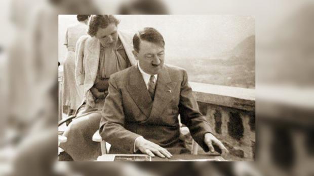Ева Браун была с фюрером до конца