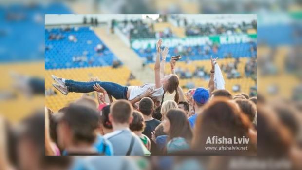 """Рок-фестиваль """"Старе Місто"""" прогремел во Львове"""