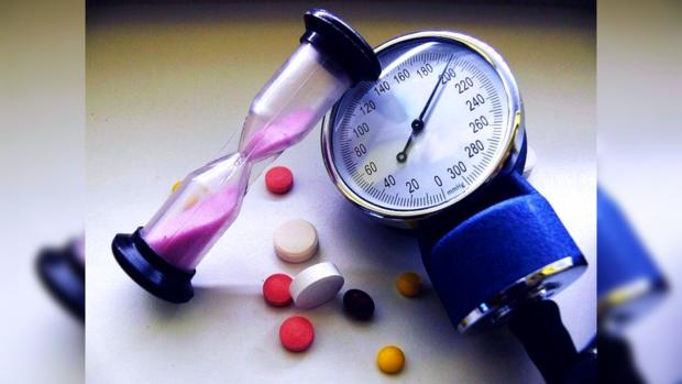 В Украине уровень смертности от гипертонии высокий.