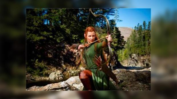 Эванджелин Лилли очень убедительна в роли эльфийской воительницы.