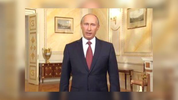 Путин мог пережить инсульт