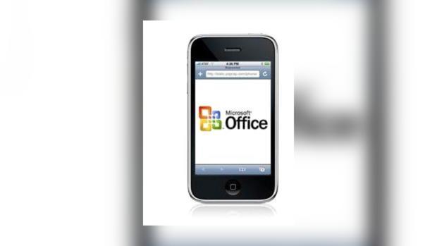 Microsoft выпустит официальные приложения для iPhone и iPod touch