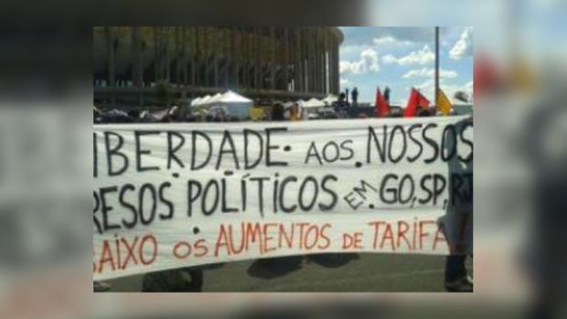 Бразильцы против проведения у них чемпионата по футболу в 2014 году