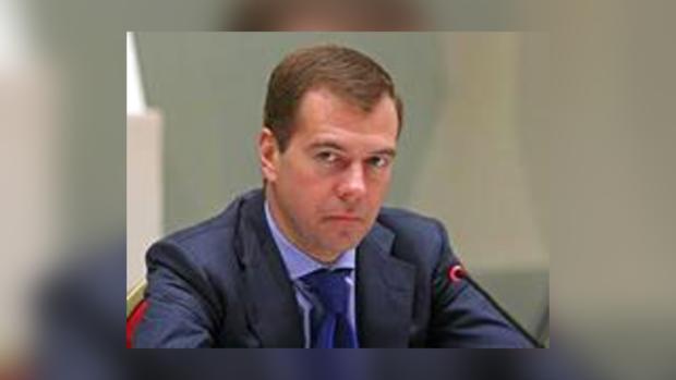 Спецслужбы США следили за Медведевым.