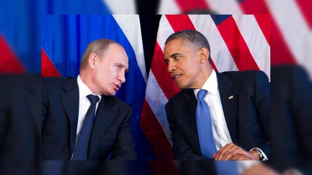 Путин и Обама договорились о сотрудничестве.